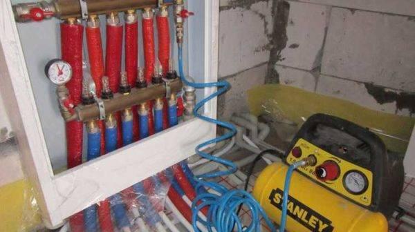 Запуск системы отопления: что делать до, во время и после запуска отопления?
