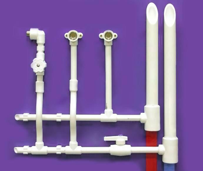 Монтаж полипропиленовых труб своими руками: видео инструкция