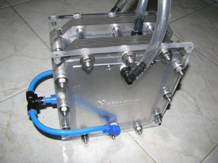Особенности отопления на водороде
