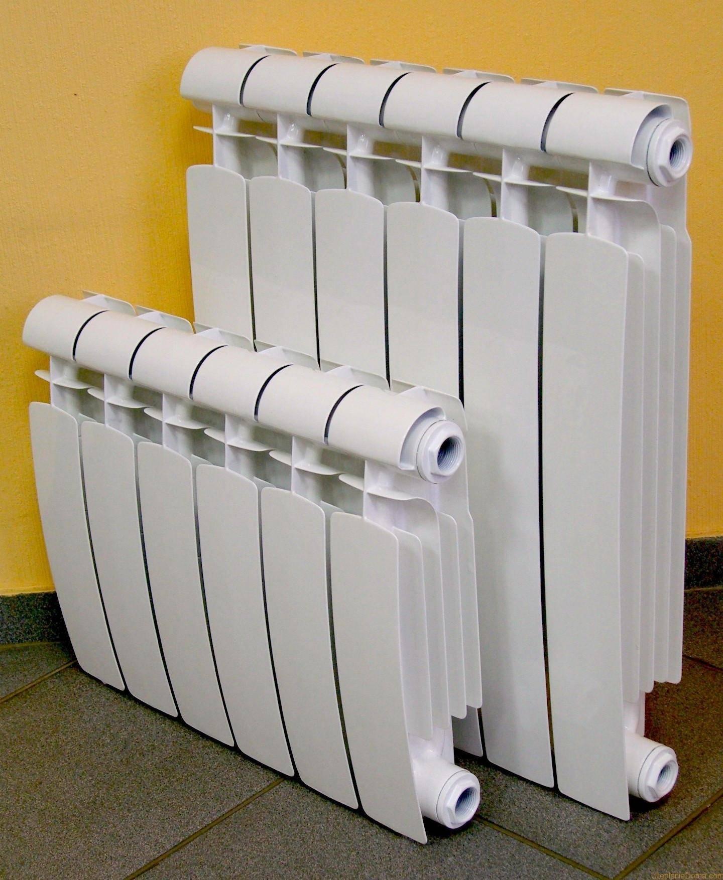 Какие радиаторы лучше алюминиевые или биметаллические + видео