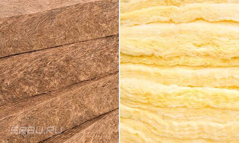 Сравнение чем отличается базальтовая вата от минеральной