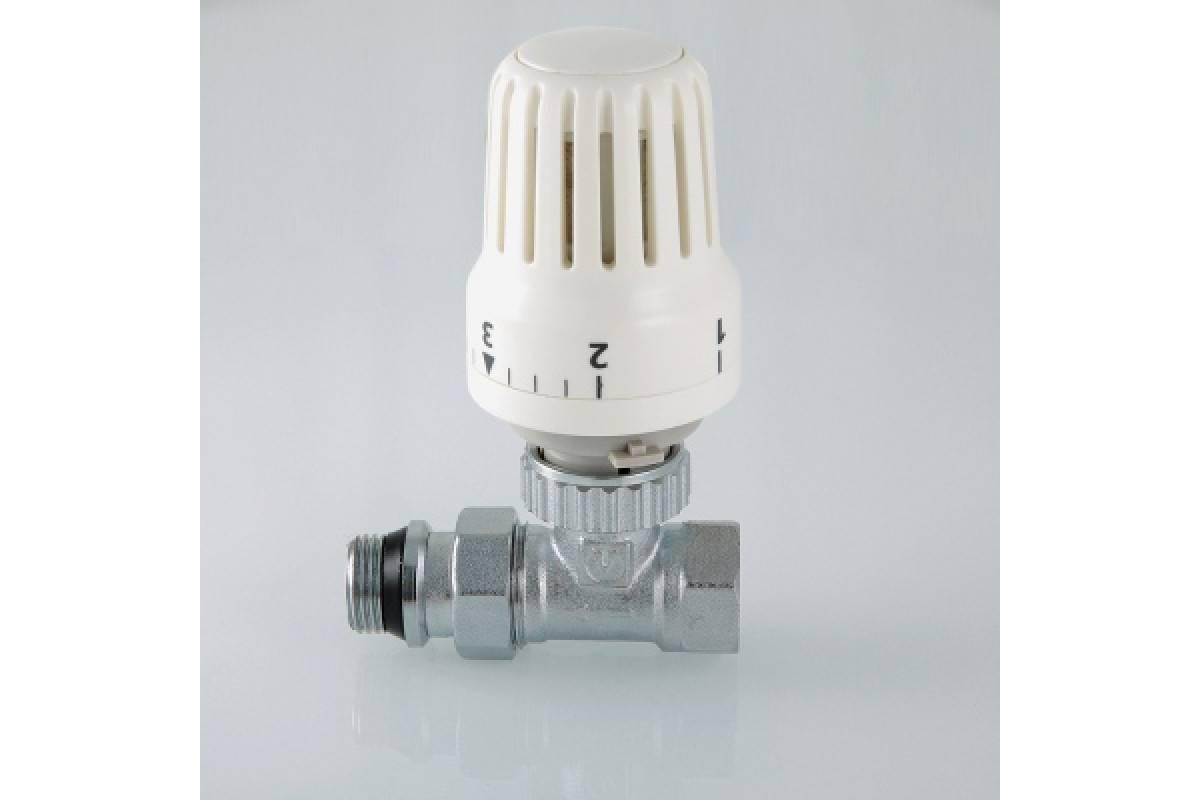 Термоголовка для радиатора отопления: комфорт в доме плюс экономия средств