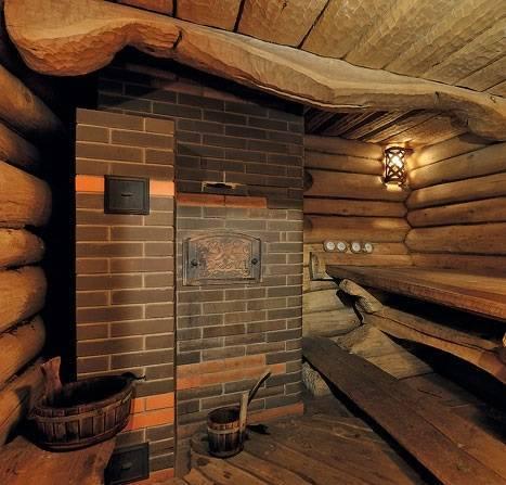 Печь для бани с закрытой каменкой: какую выбрать?