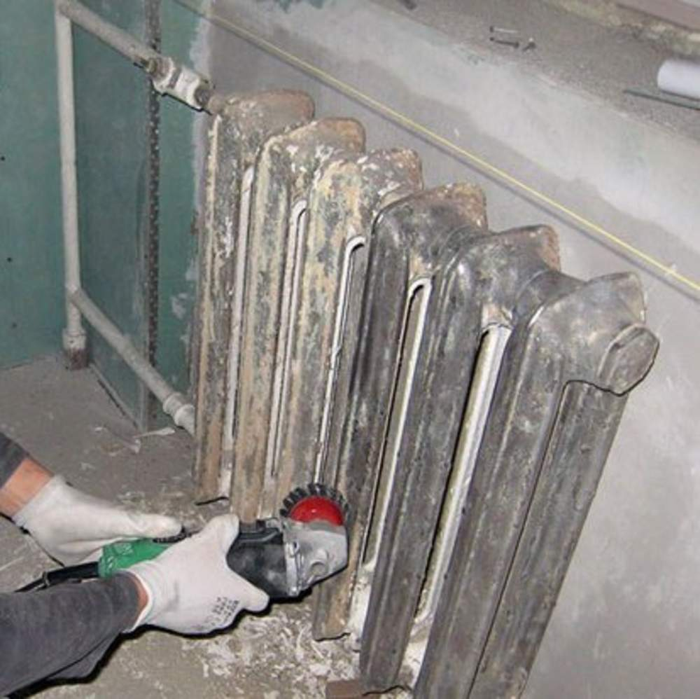 Как снять старую краску с металла: самые эффективные способы быстро удалить покрытие