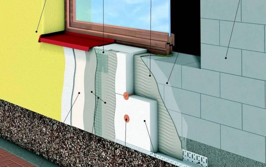 Чем и как правильно утеплить дом из газобетона снаружи
