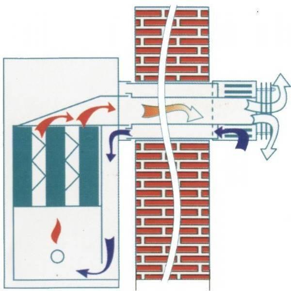 Парапетные газовые котлы обзор моделей