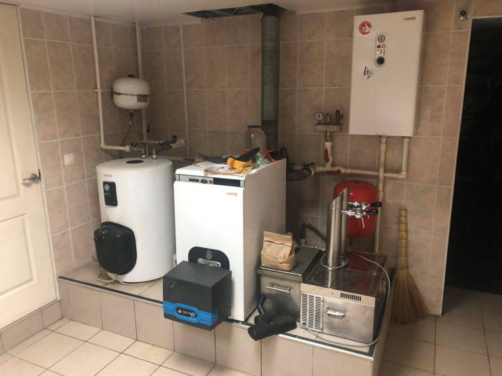 Какой лучше выбрать дизельный котел для отопления частного дома