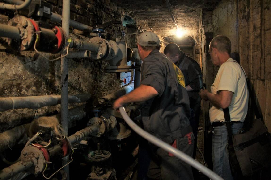 Промывка системы отопления в многоквартирном доме - всё об отоплении и кондиционировании