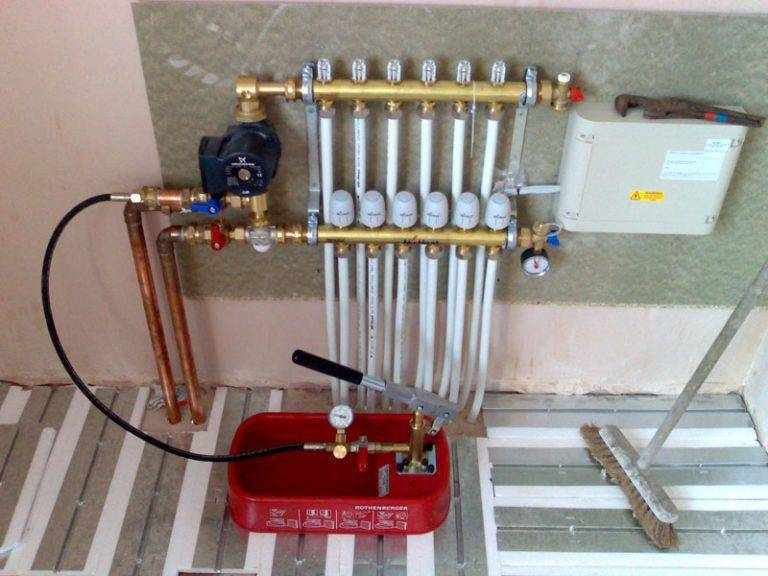 Насос для тёплого водяного пола - отопление и утепление - сайт о тепле в вашем доме