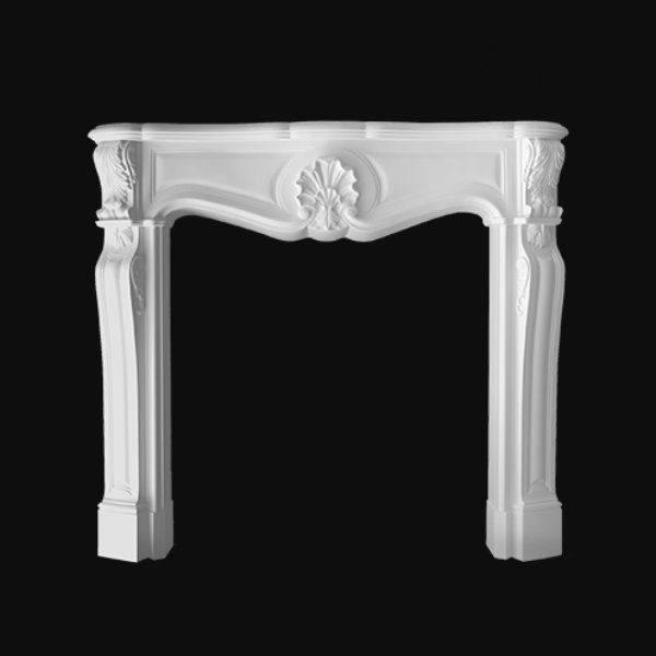 Камин из полиуретана: порталы для каминов из полиуретана, полиуретановый декоративный портал, обрамление, молдинги