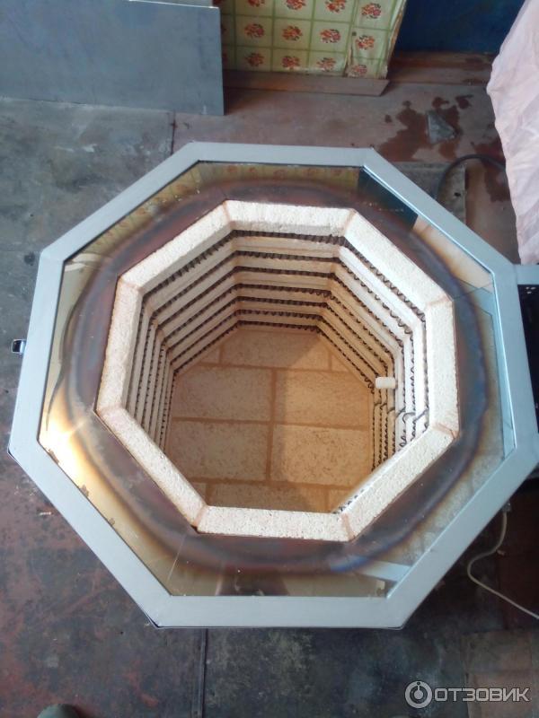 Обзор печей для обжига керамики, виды печей для обжига