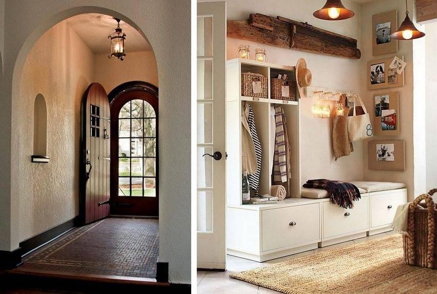 Дизайн квадратной прихожей (60 фото): как обустроить интерьер маленького коридора квадратной формы в квартире? оформление большой прихожей и выбор мебели