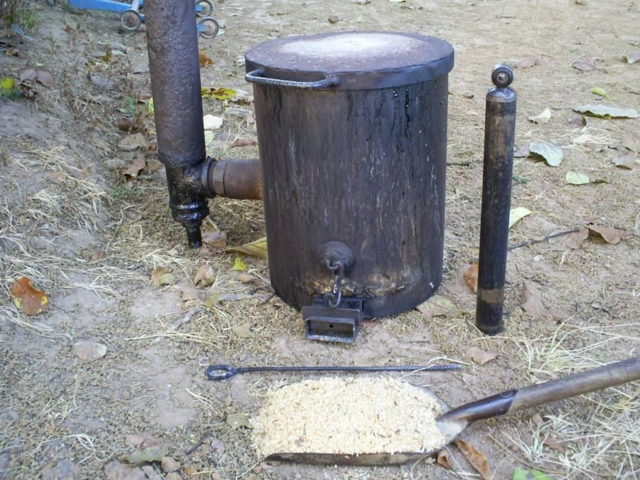 Печи длительного горения на дровах своими руками | отопление для дома