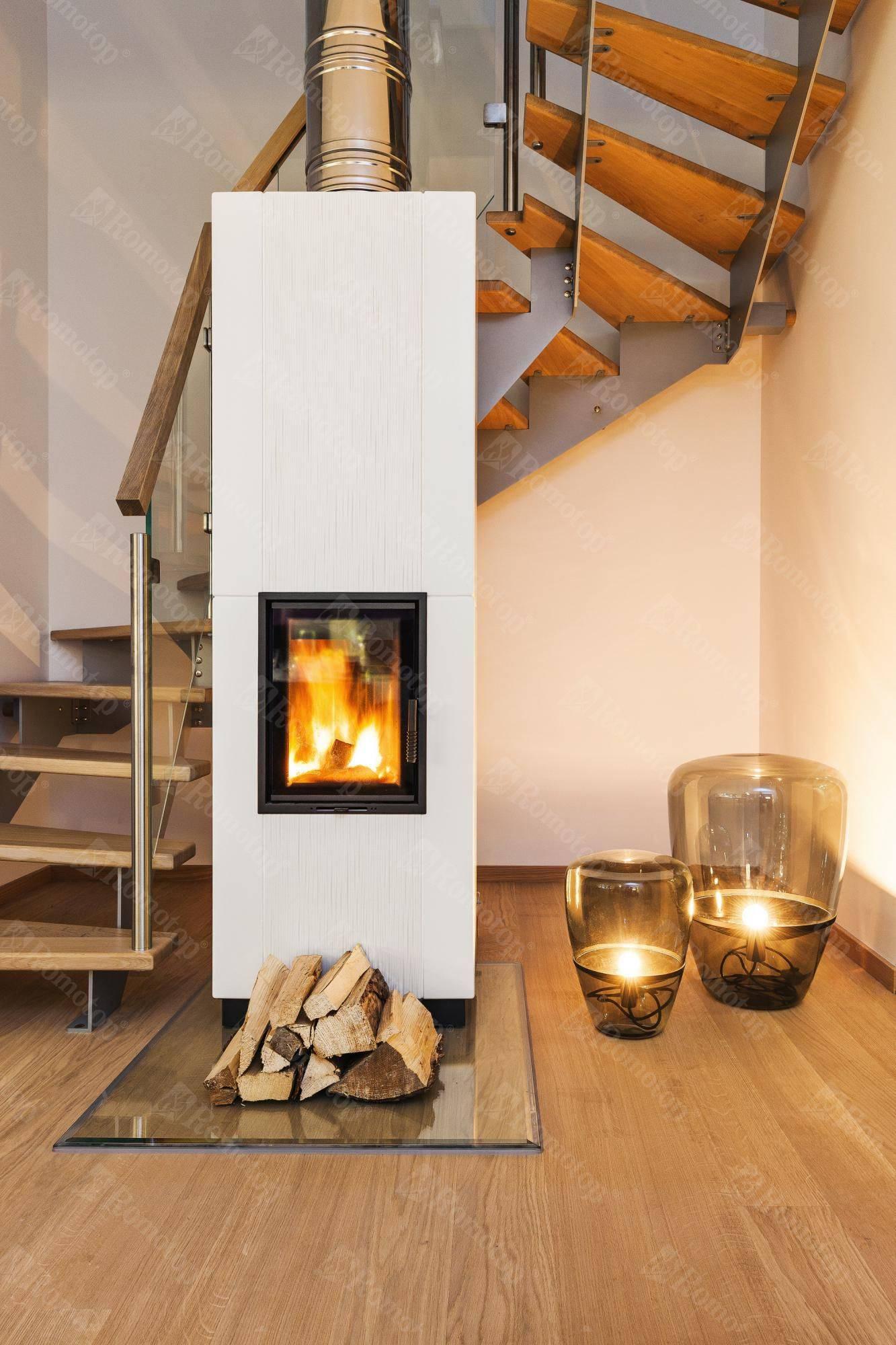 Чугунные печи для дачи на дровах: какие лучше и как выбрать