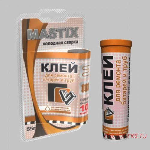 Mastix - холодные сварки