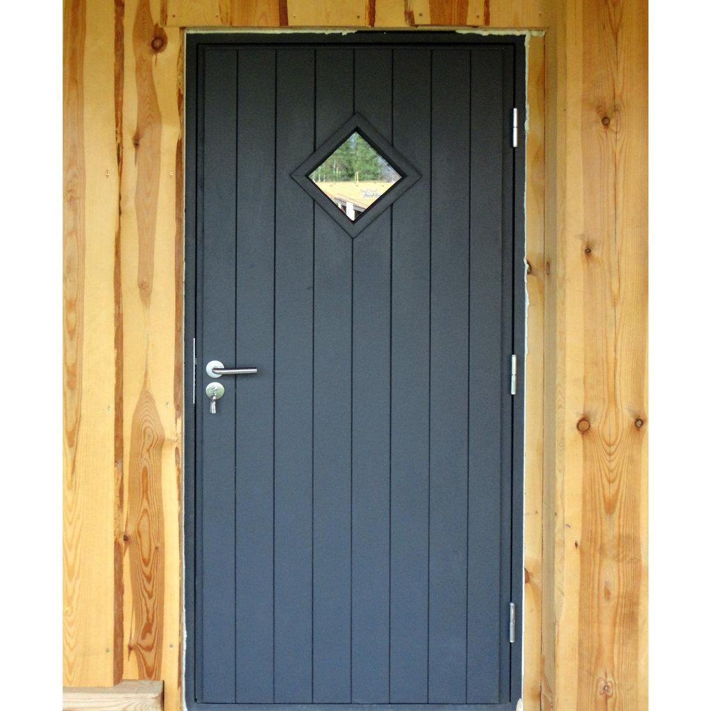 Металлические утепленные двери