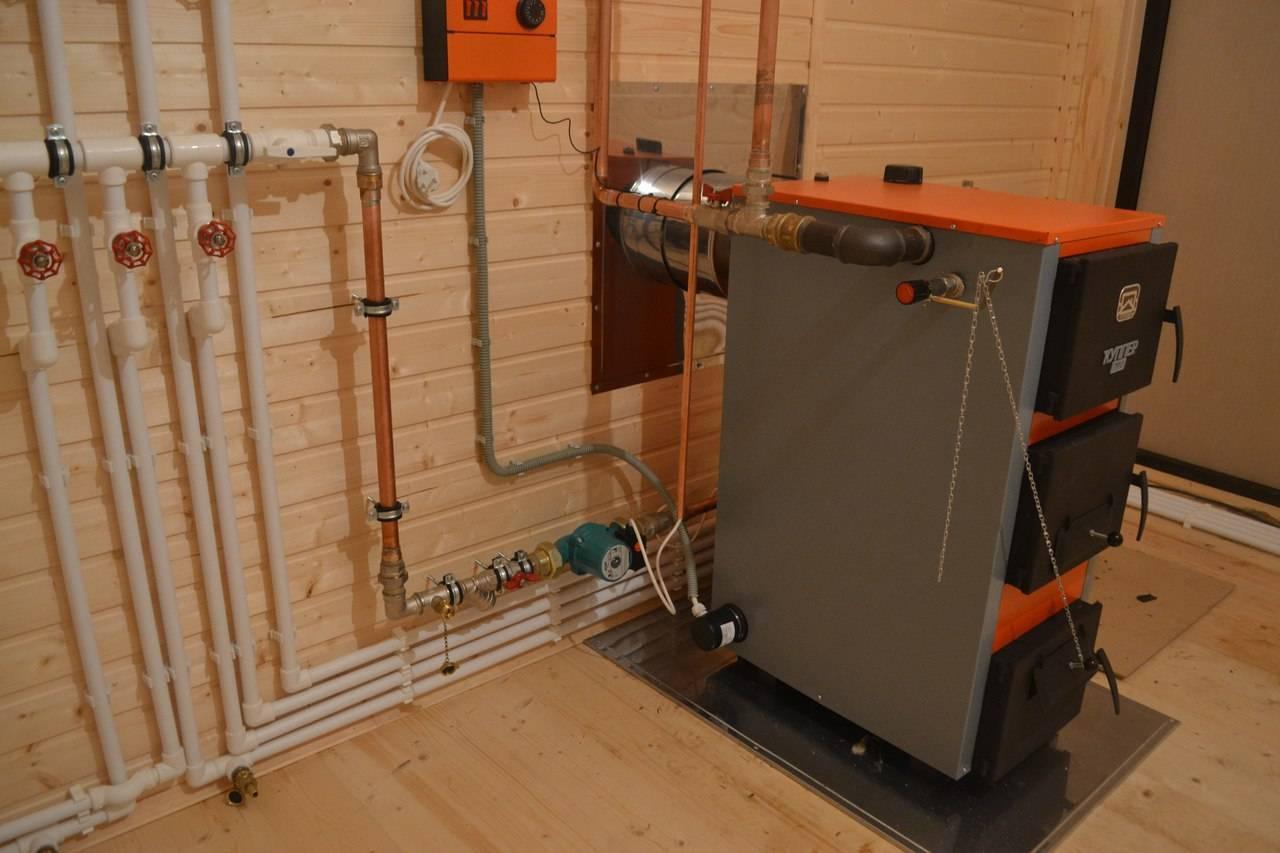 Самое эффективное отопление частного дома без газа - всё об отоплении и кондиционировании