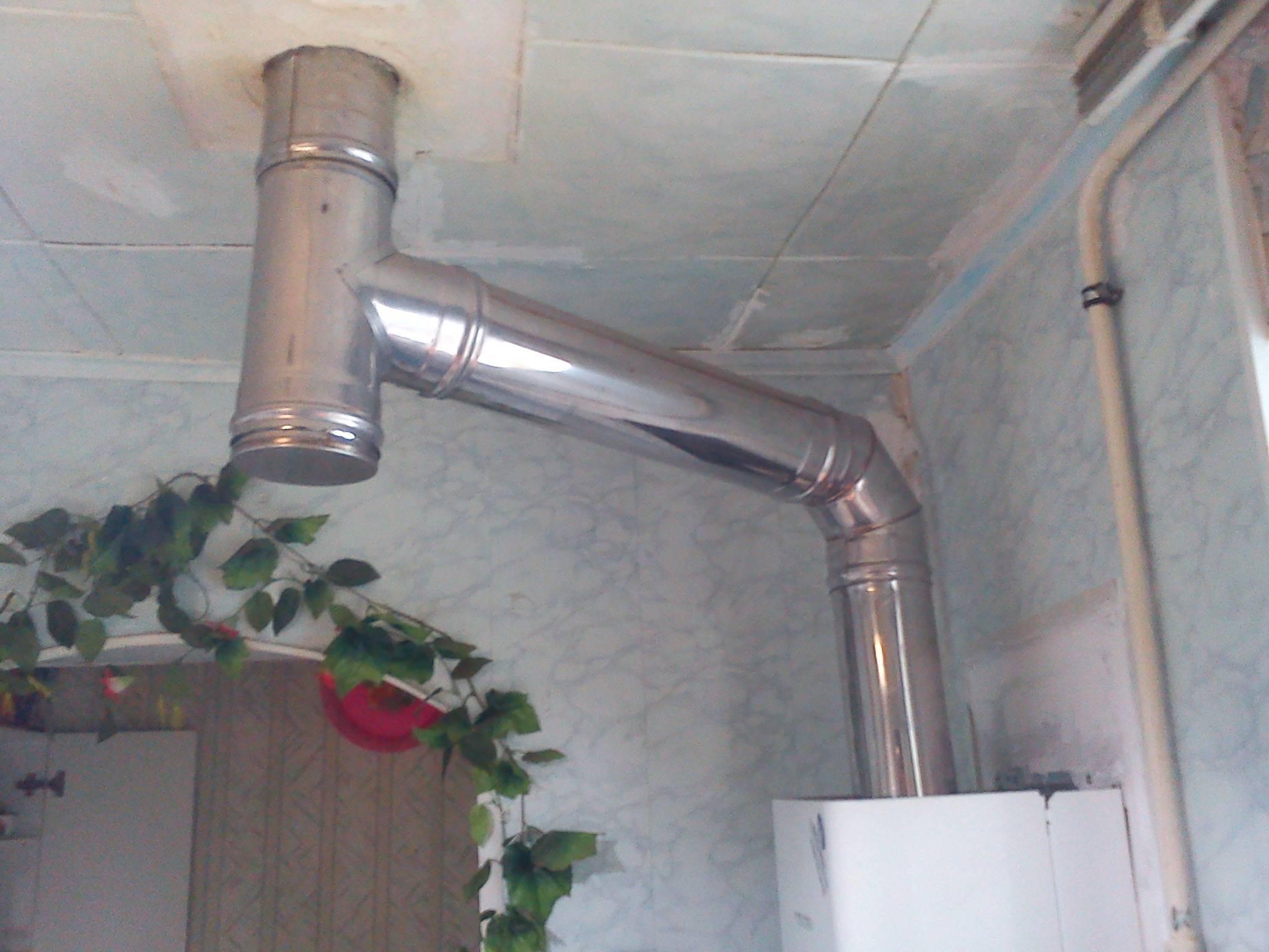 Детальный обзор вентиляции в котельной с газовым котлом