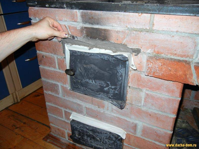 Когда можно топить печь после кладки: основные правила и рекомендации