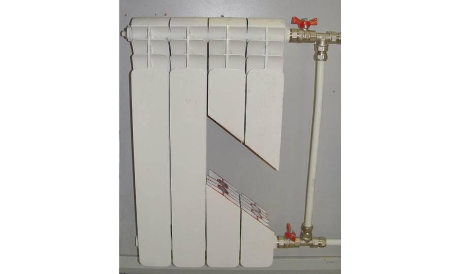Как разобрать радиатор отопления своими руками – правила разборки алюминиевых, биметаллических и чугунных радиаторов по секциям