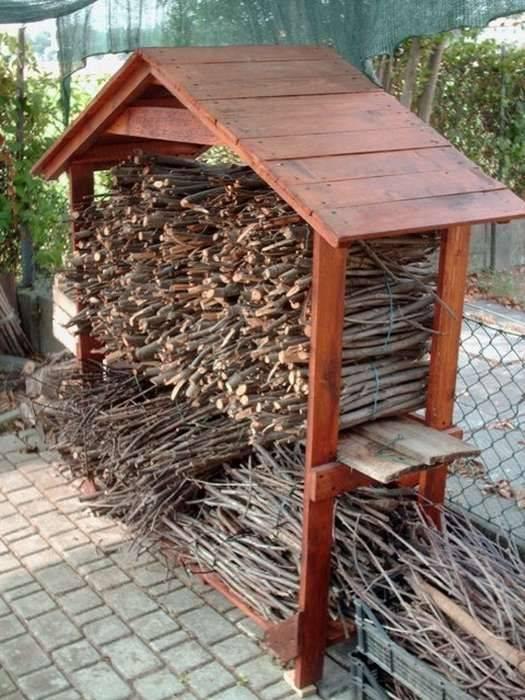 Дровницы для дачи (37 фото): проекты дизайна дровниц для хранения дров на улице и в доме. как правильно хранить дрова в уличной дровнице на дачном участке?