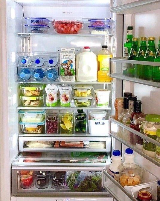 Как правильно хранить продукты: полезные советы от специалистов. правильное размещение продуктов в холодильнике