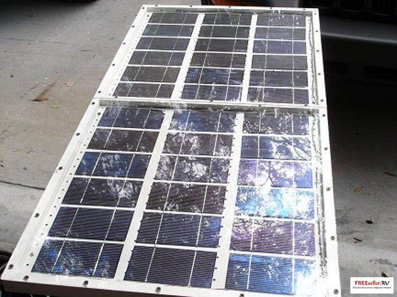 Как сделать солнечную батарею своими руками из подручных материалов