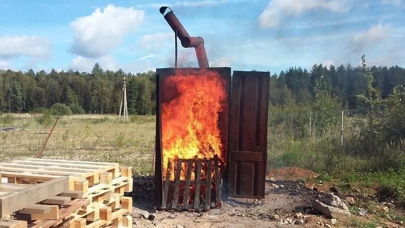 Как правильно сжигать мусор на участке – разбираемся с законами   полезно (огород.ru)
