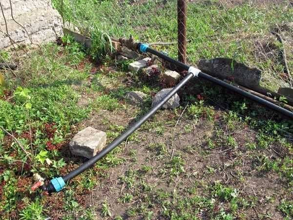 Схема монтажа водопровода на даче из труб пнд своими руками - vodatyt.ru