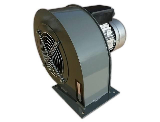 Как выбрать вентилятор для котла на твердом топливе