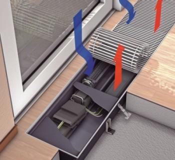 Батареи в полу: выбор и монтаж - ремонт и дизайн