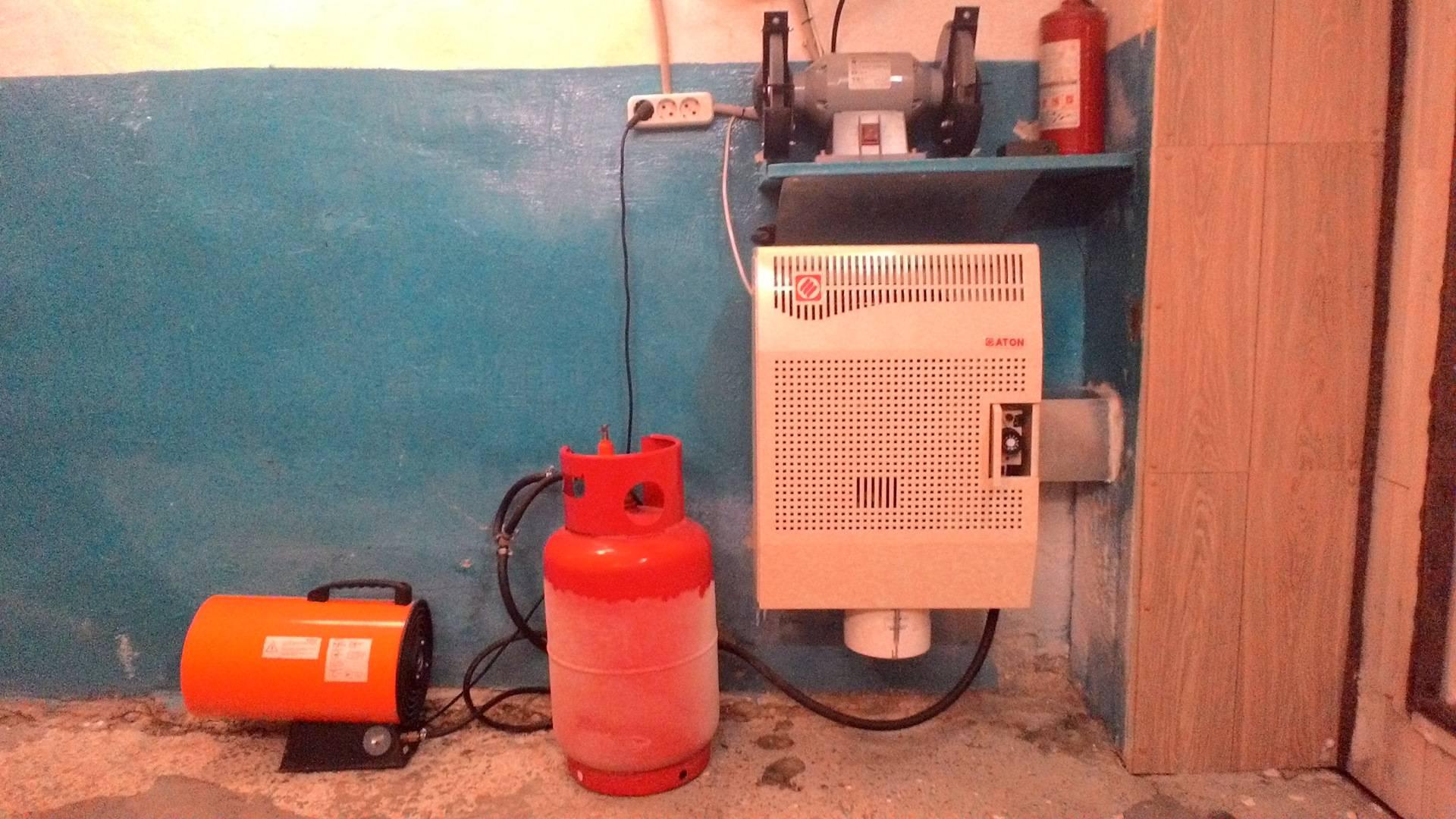 ? отопление гаража: самый экономный способ и популярные системы обогрева