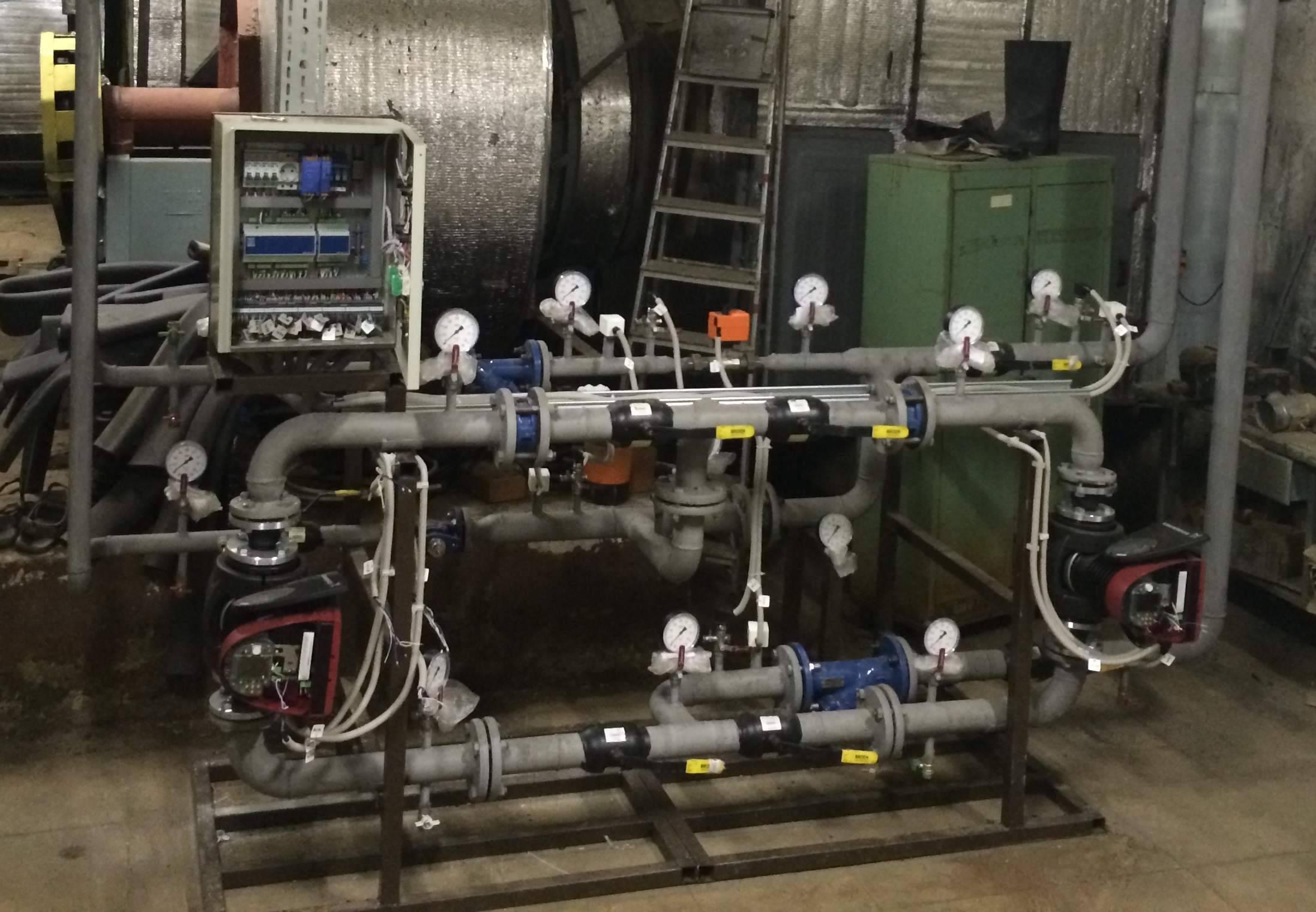 Как работает автоматика для газовых котлов