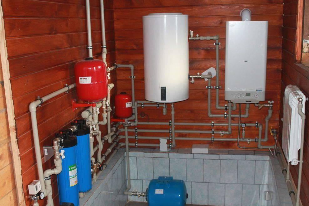 Автономное газовое отопление частного дома: принципы работы