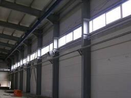 Отопление промышленных помещений: расчет системы отопления промышленного здания, производственного преприятия, цеха, фото и видео примеры