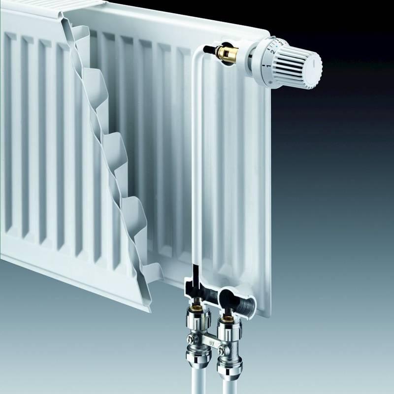 Замена радиаторов отопления в квартире. схемы подключения | технологии комфорта