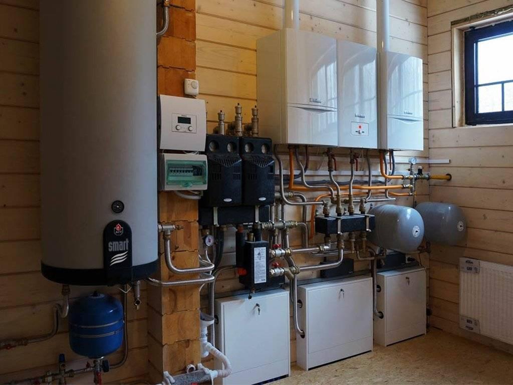 Автономное газовое отопление частного дома - просто и практично