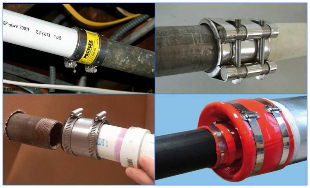 Как соединяют трубы без применения сварки и резьбы