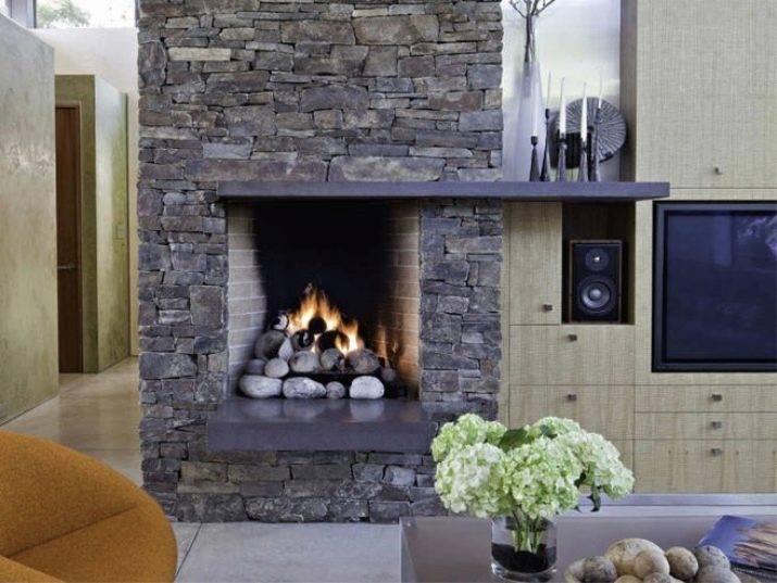 Как построить декоративный камин для квартиры или дома своими руками
