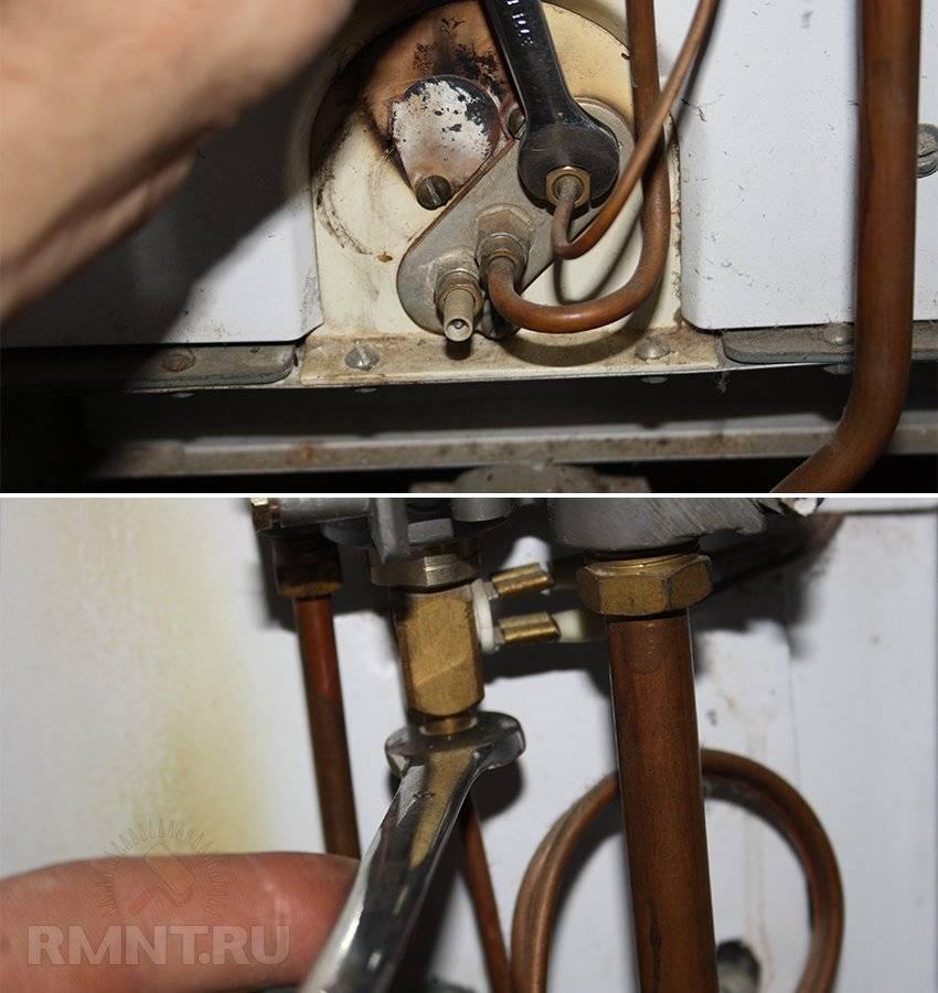 Термопара для газового котла: принцип работы, характеристики, устранение неисправностей. термопары газовых котлов: конструкция, диагностика и замена в домашних условиях