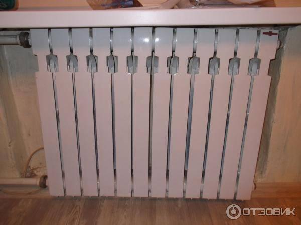 Радиаторы коннер биметаллические