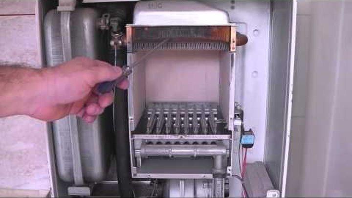 Когда и как нужно проводить промывку котла от накипи - жми!