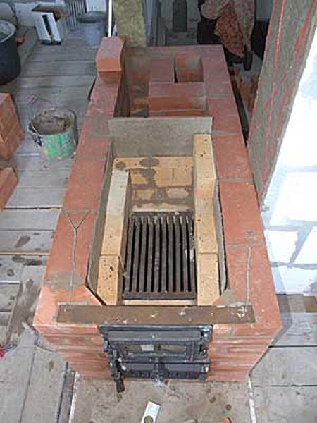 Чугунные колосники для печей и их размеры
