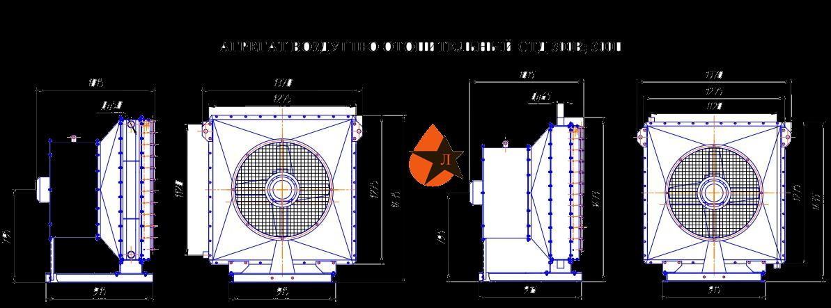 Отопительный агрегат: виды, технические характеристики ? квартира и дача ? другое