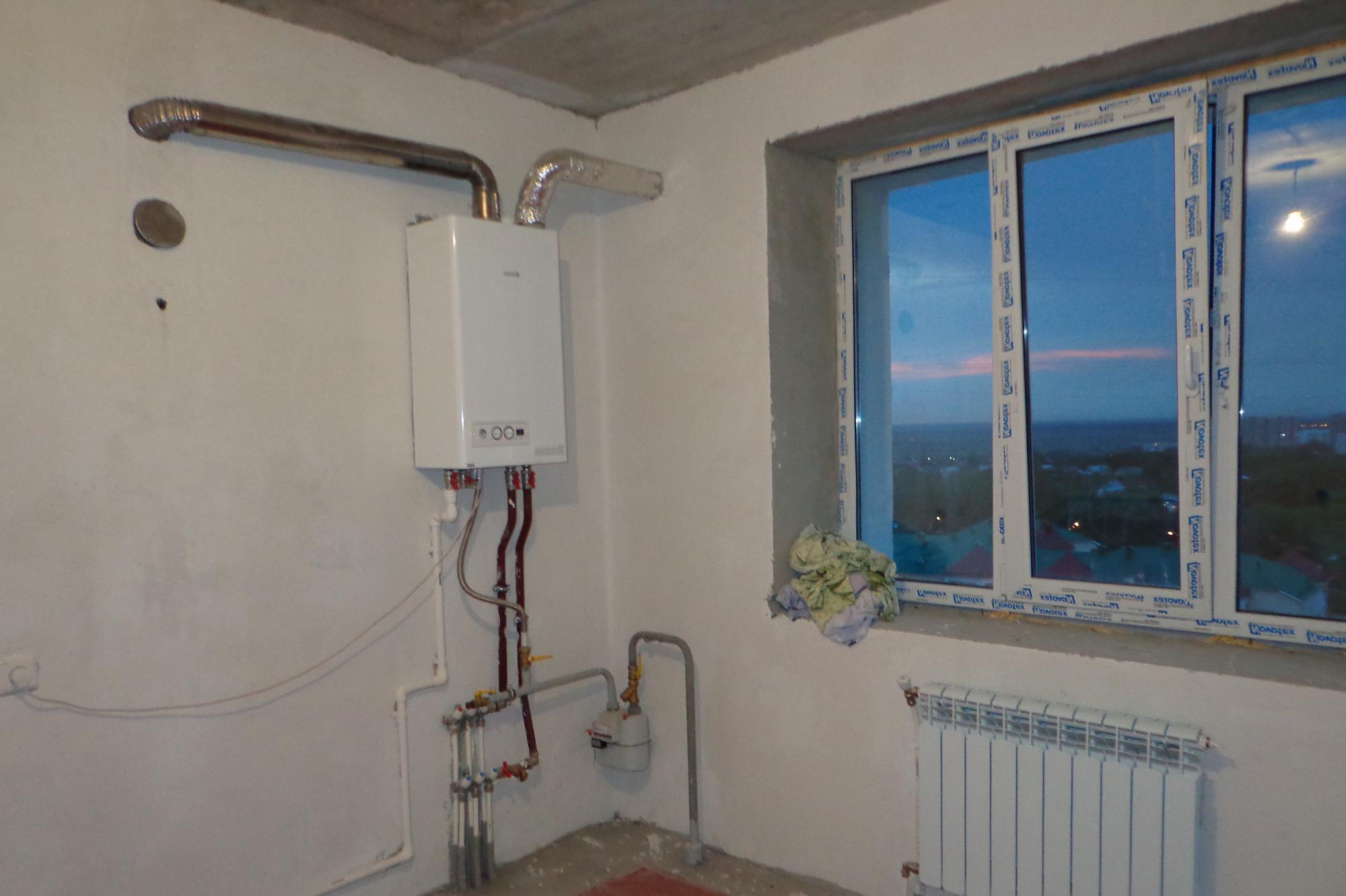 Можно ли сделать систему индивидуального отопления в квартире