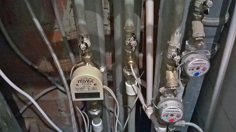 Счетчики на отопление в квартиру: для чего нужны, виды, закон