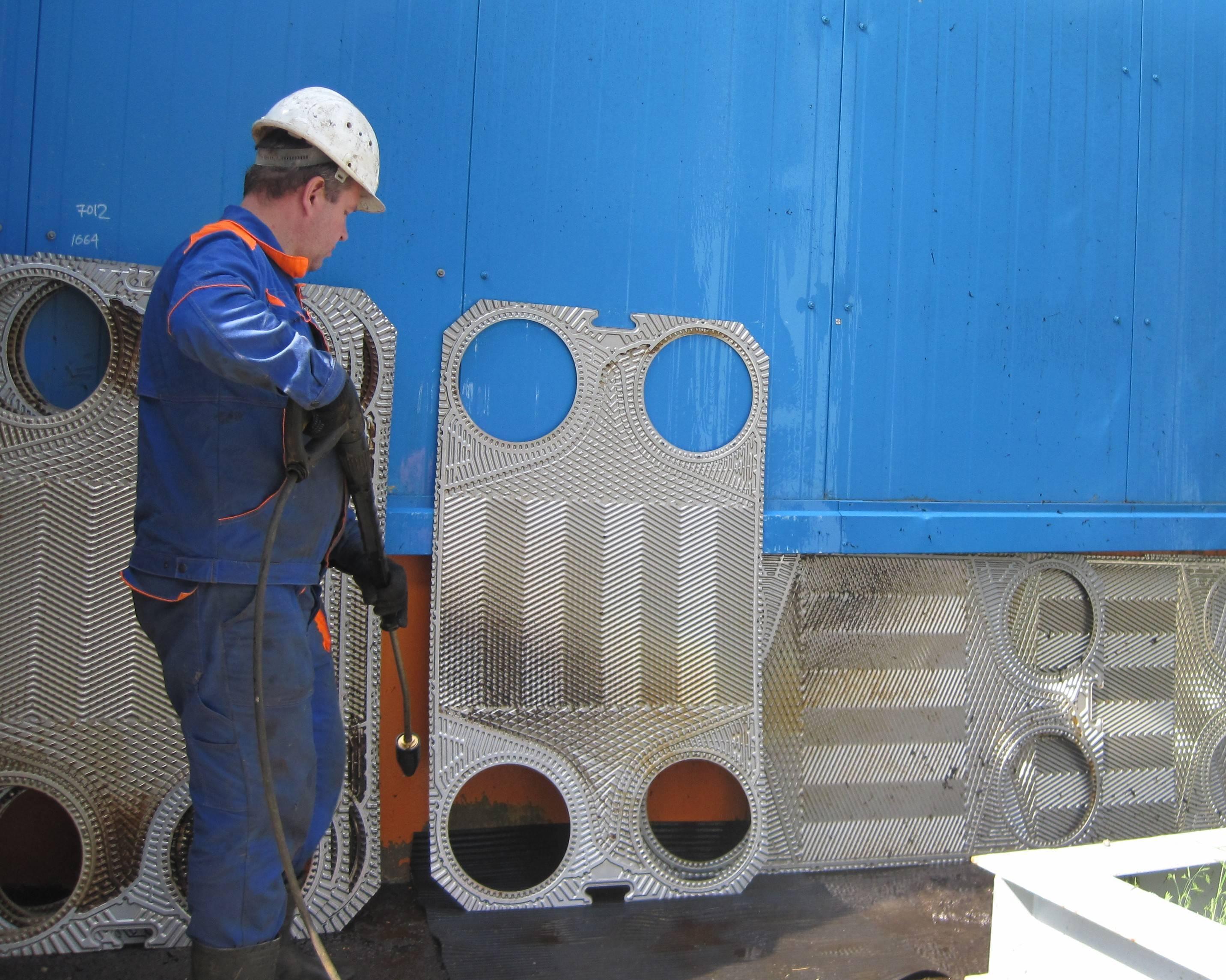 Регулярная чистка теплообменников котла - гарантия его эффективной работы. как очистить газовый котел от накипи