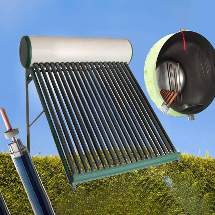 Как работает солнечный коллектор для отопления дома