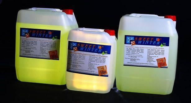 Какая незамерзающая жидкость для системы отопления лучше – преимущества и недостатки, правила выбора