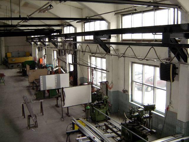 Курсовая работа: проектирование систем вентиляции и отопления промышленного здания